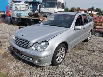 Mercedes-Benz C-Class W203 2.2CDI 646963, 2005