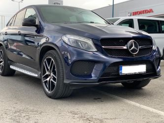 Mercedes Benz GLE Coupe Diesel