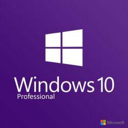 Microsoft Windows 10 Pro, Retail, 32/64 Bit, toate limbile