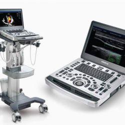 Mindray M9 portable ultrasound