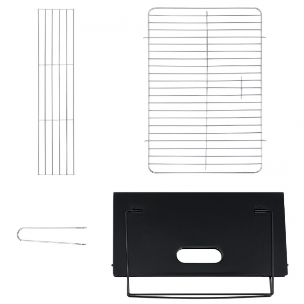Mini gratar pliabil cu geanta BBQ BTQ28, 45 x 30 x 30 cm-3