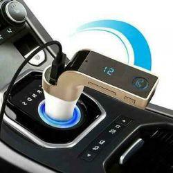 Modulator Auto Car Kit bluetooth MP3 player music