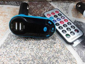 Modulator Bluetooth pentru muzica de pe telefon în boxele masinii, cal