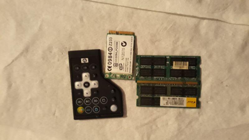 Module componente laptop hp 6700,telecomanda aer conditionat,tv lcd gl-1
