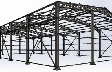 MONTAM PANOURI SANDWICH SI CONSTRUCTIE METALICA