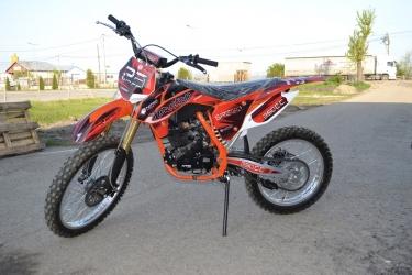 Moto Cross Nitro TORNADO 250cc