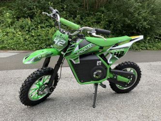 Motocicleta electrica pentru copii ECO Jackal 1000W 36V