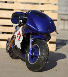 Motocicleta electrica pentru copii NITRO Eco Pocket Bike 1000W