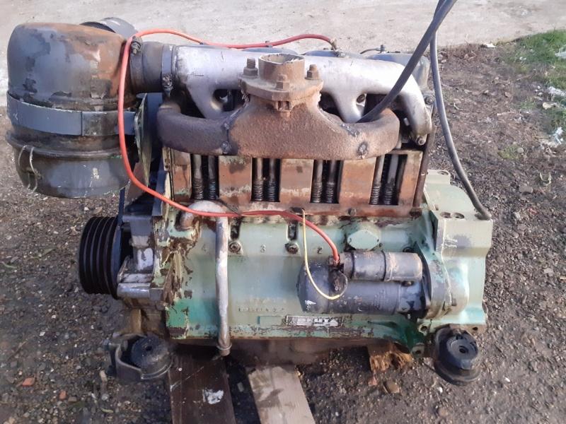 Motor deutz 4 cilindri 912-1