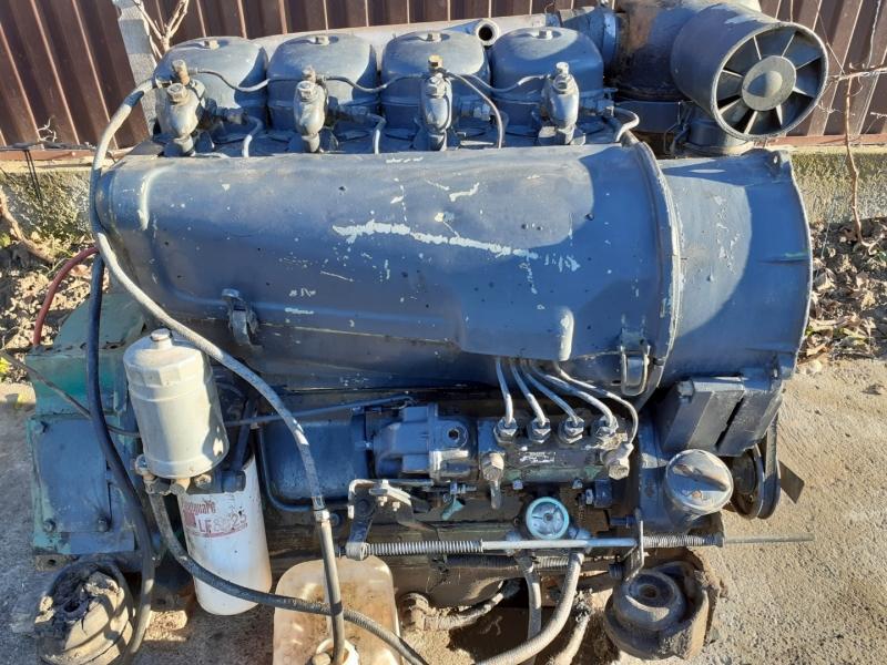 Motor deutz 4 cilindri 912-8