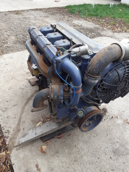 Motor VM 90 cai turbo nou-4