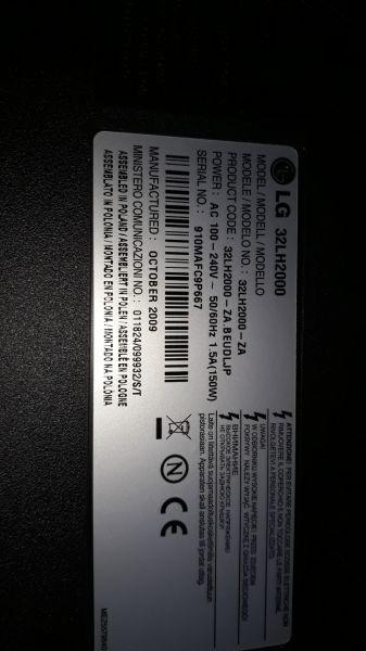Negociabile module componente lcd tv LG funcționale placă bază etc-3
