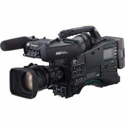 New Camcorder And Provideo Equipment