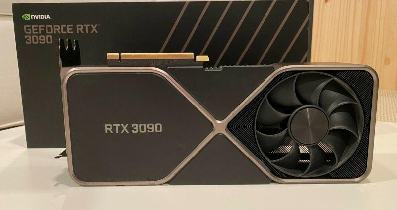 New model Nvidia GeForce RTX 3090 24GB-2