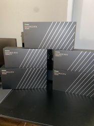 New NVIDIA GeForce RTX 3090 Founders Edition 24GB , EVGA GeForce RTX 3