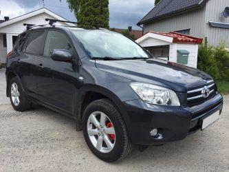 Ofertă de donație pentru vehicule (Toyota RAV4)