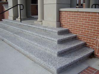 Oferta trepte granit CremFlower 120x33x2