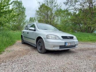 Opel Astra G, 1,2