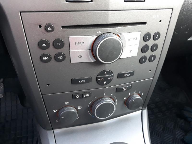 Opel Astra H, 1.7, motorina, euro 4-5