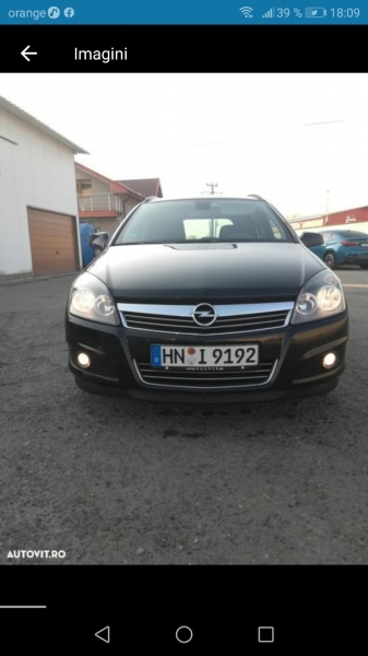 Opel Astra H Fab 2010 Trepte 6 +1 Climatronic -1