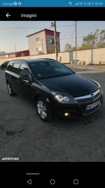 Opel Astra H Fab 2010 Trepte 6 +1 Climatronic -3