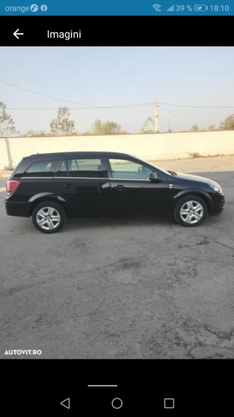 Opel Astra H Fab 2010 Trepte 6 +1 Climatronic -4