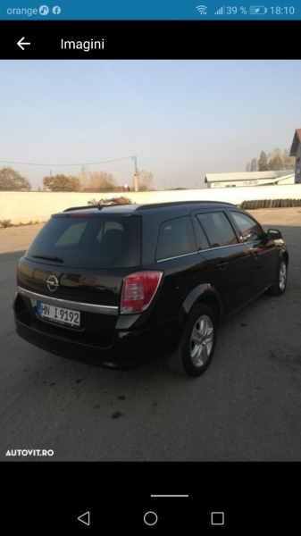 Opel Astra H Fab 2010 Trepte 6 +1 Climatronic -5