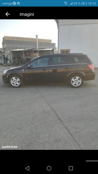 Opel Astra H Fab 2010 Trepte 6 +1 Climatronic -7