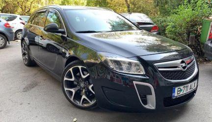 Opel Insignia OPC 2.8 v6 4x4 364 HP 550 NM
