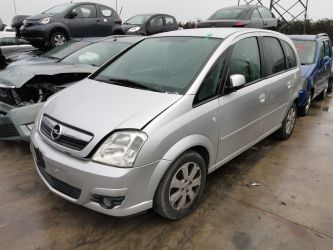 Opel Meriva 1.4 16v Z14XEP, 2007