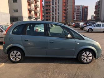 Opel Meriva 1,6 diesel an 2006 la 2.500 euro