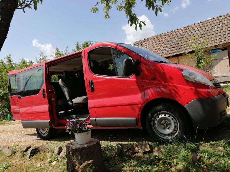 Opel Vivaro 2009-1