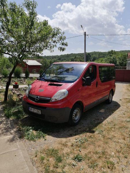 Opel Vivaro 2009-8