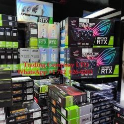 Original graphics cards Nvidia asus msi evga Gigabyte Gpu