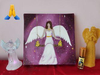 Pachet angelic, ingeri, pentru suflet