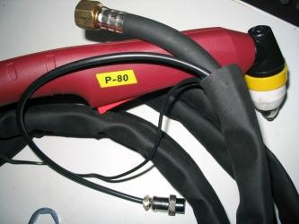 PANASONIC P80 Pistolet pt taierea manuala cu plasma, cu furtun de 8 m