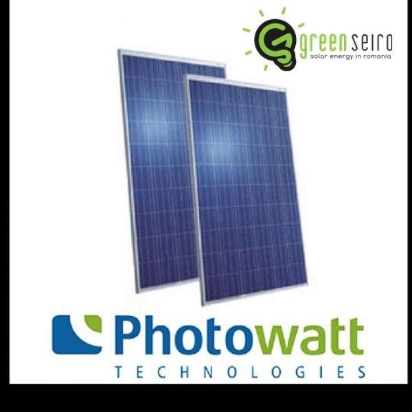 Panou fotovoltaic policristalin Photowatt 250W-1