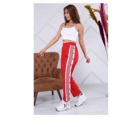 Pantaloni dama fas capse rosi