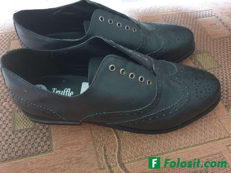 Pantof unisex, elegant, marca TRUFFLE. Stil office. Mărimea 39. Produs-1