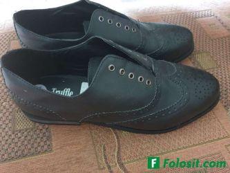 Pantof unisex, elegant, marca TRUFFLE. Stil office. Mărimea 39. Produs