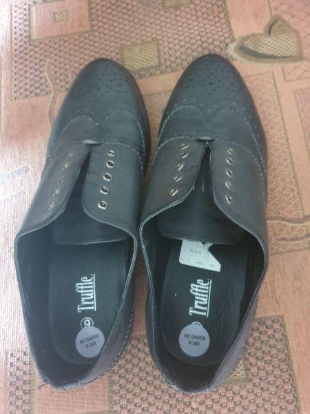 Pantof unisex, elegant, marca TRUFFLE. Stil office. Mărimea 39. Produs-2