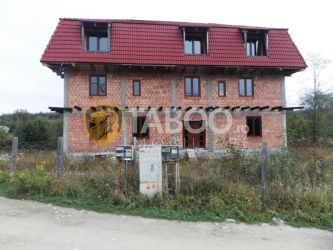 Pensiune constructie noua de vanzare in Porumbacu de Sus judet Sibiu