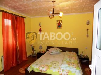 Pensiune cu 13 camere de vanzare in Sibiu localitatea Cartisoara