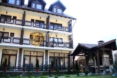 Pensiune de vanzare in Sibiu zona Lotrioara