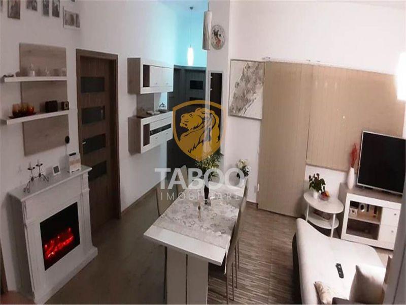 Penthouse modern 4 camere 134 mp de vanzare Sibiu zona Mihai Viteazu-1