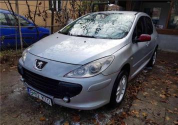 Peugeot 307 facelift