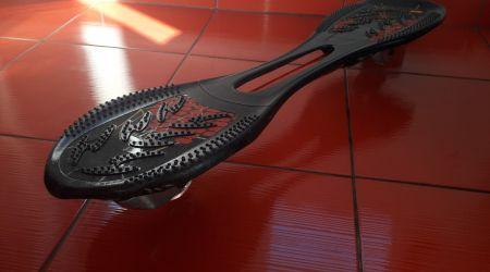 Placă pe două roți waveboard MARVEL ORIGINALĂ cu bară de oțel