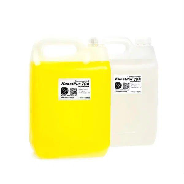 Poliuretan cauciuc pentru matrite rasina poliuretanic 1 kg KunstPur-1