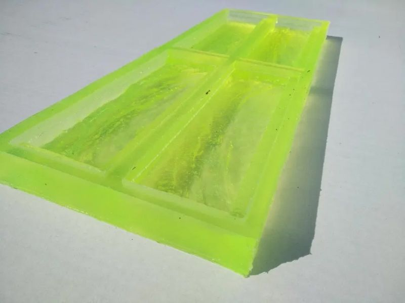 Poliuretan cauciuc pentru matrite rasina poliuretanic 1 kg KunstPur-5