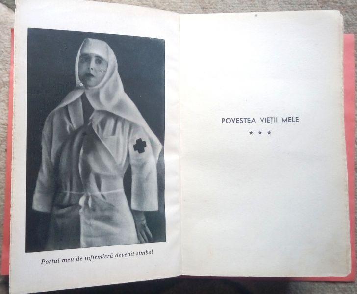 Povestea vietii mele, Regina Maria-4